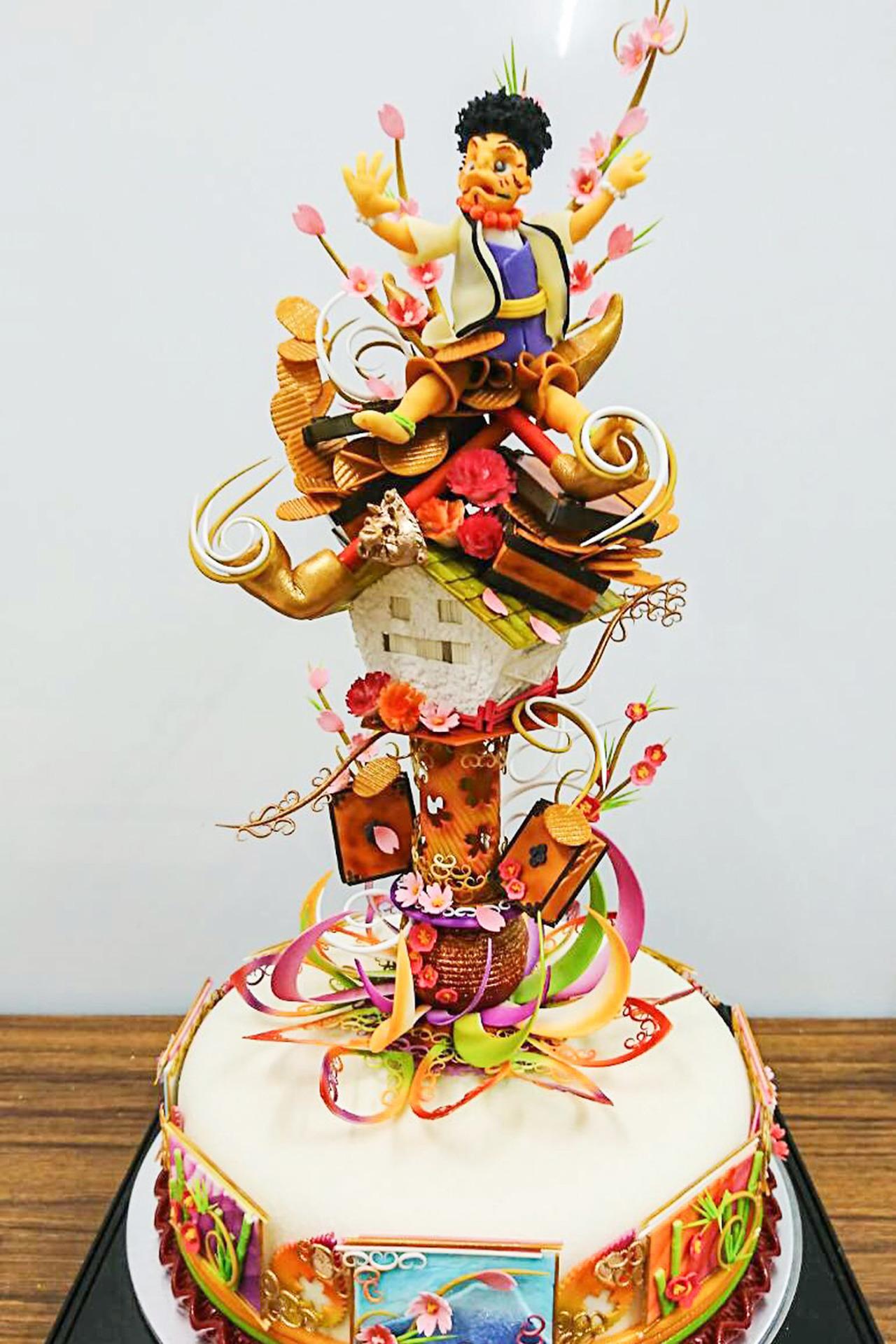 2018ジャパンケーキショー|LE PINEAU(ルピノー)