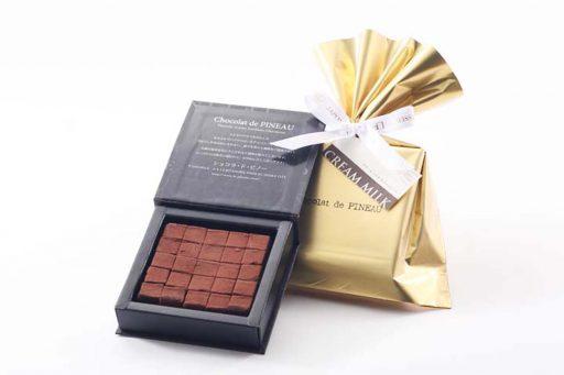 生チョコレート(クリームミルク)|ル ・ピノー