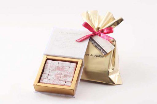 生チョコレート(ストロベリーチーズ)|ル ・ピノー
