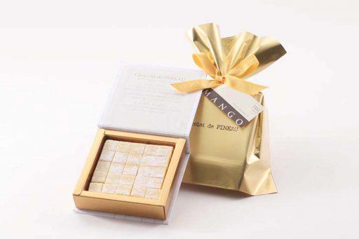 生チョコレート(パッションマンゴー)|ル ・ピノー
