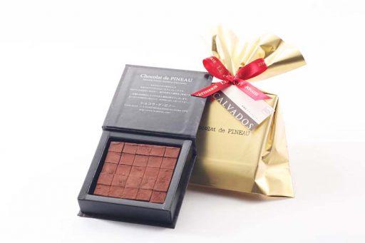 生チョコレート(林檎酒)|ル ・ピノー