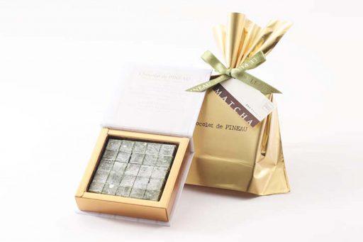 生チョコレート(濃抹茶)|ル ・ピノー